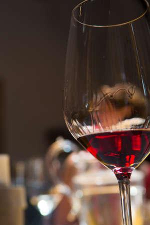 White and red wine tasting, winery Donnafugata, Marsala, Sicily, Itlay, 28 May 2017 Reklamní fotografie