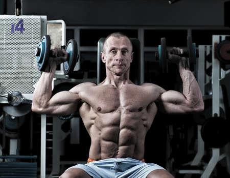 body conscious: Body Building