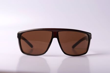 Sunglasses. Sunglasses on a white isolated background.