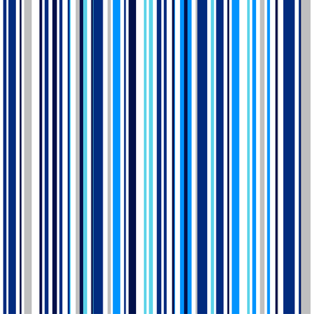 cool colors: Blue abstract striped seamless pattern. Cool colors background. Vector Illustration
