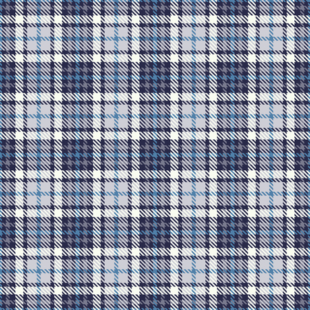 Checkered plaid texture, Geometrical square background for fabric.