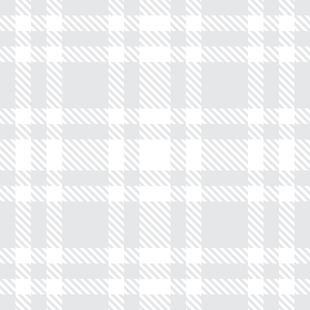 Tartan seamless vector pattern. Checkered plaid texture. Geometrical square background for fabric Standard-Bild - 106304658