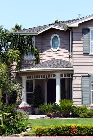 cape mode: Beautiful California House