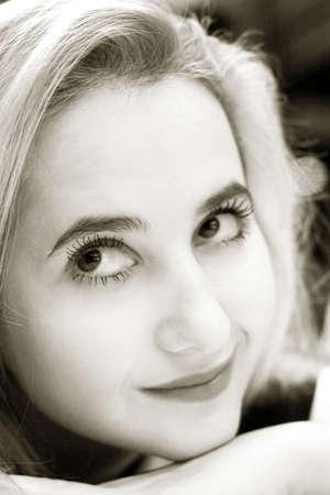 stu: Beautiful blond girl