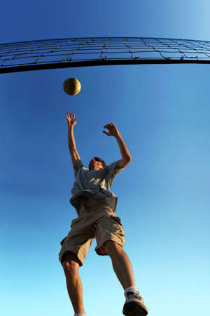 scores: Beach Volleyball