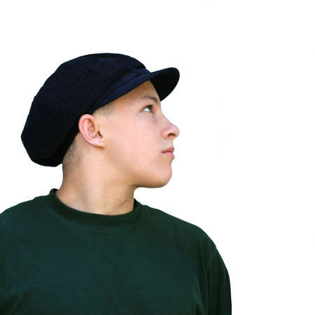 Boy in a hat Stock Photo - 222916