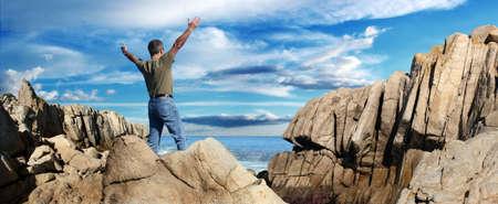 gente exitosa: En la cima del mundo