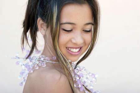 modeling: Asian Glamorous Girl