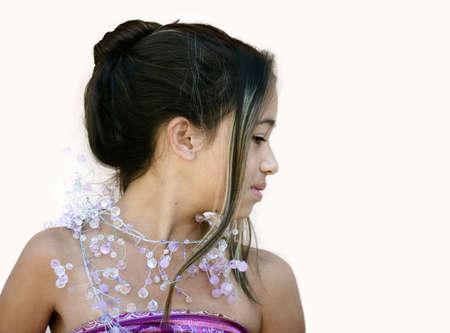 Asian Glamorous Girl photo