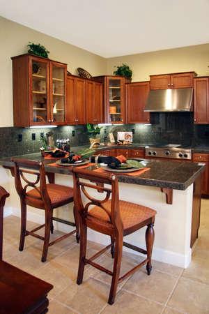 Modern kitchen photo