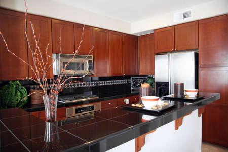 Modern kitchen Stock Photo - 328031