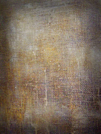 rust: Abstract canvas grunge pattern