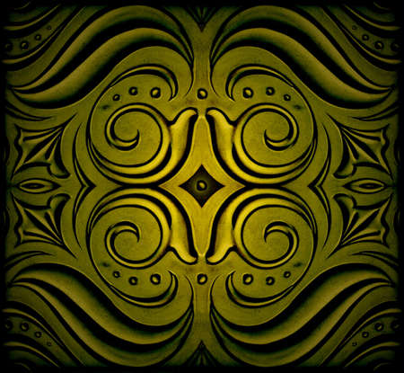 Abstract decoration photo