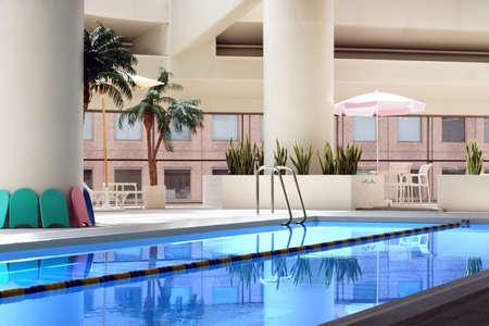 Indoor swimming pool (horizontal)