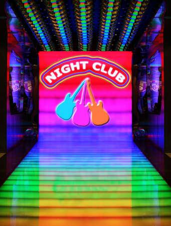 Night club Stock Photo - 676835