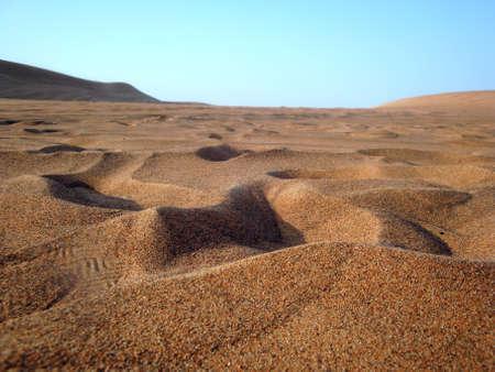 marge: Desert Stock Photo