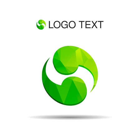 balance icon: Vector balance icon or logo Illustration