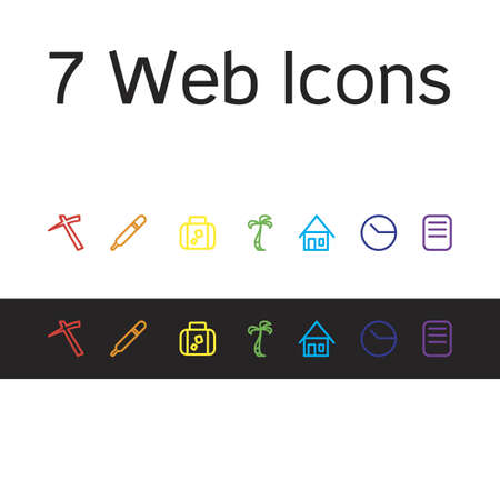 compensatory: set of life icons