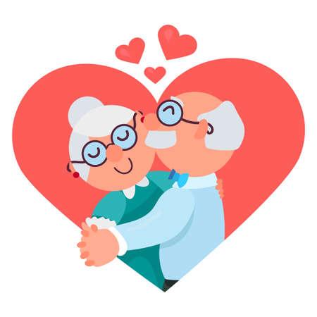 Happy Grandparents Day banner.