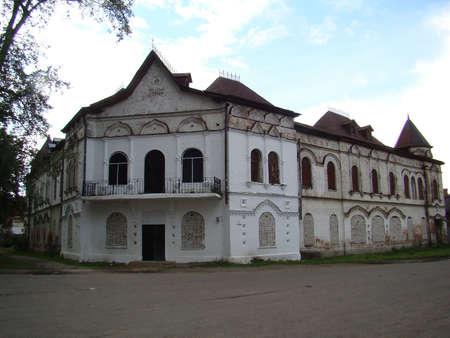 noble: Restoration of an old noble mansion in Rostov