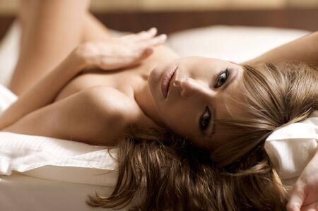 beautiful blonde woman Stock Photo - 8814769