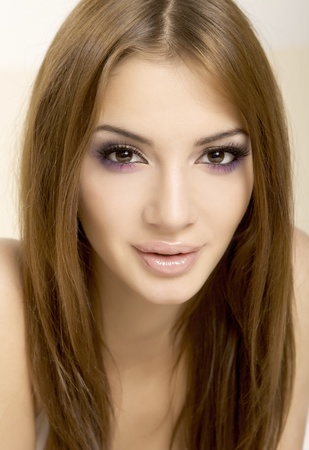 portrait of a beautiful adult sensuality woman Stock Photo - 10869121