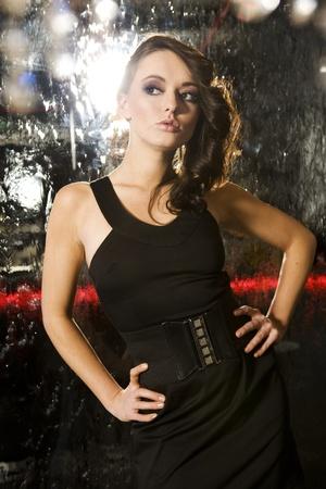 portrait of a beautiful adult sensuality woman  Stock Photo - 17093169