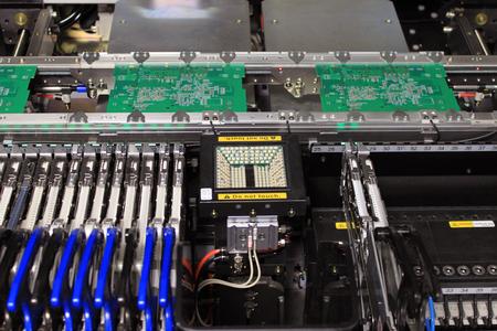 pcb: PCB surface mount