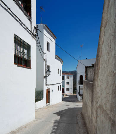 costa blanca: Istan is a beautiful town in the Malaga province in Andalusia, Southern Spain