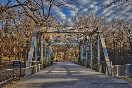 Bridge and Sunny Sky