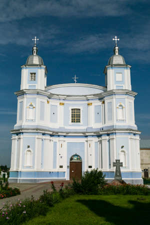 Cathedral of the Assumption of the Blessed Virgin in Volodymyr-Volynskyi city, oldest architectural monument in Volhynia built in 1156, Ukraine
