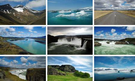Iceland (postcard)