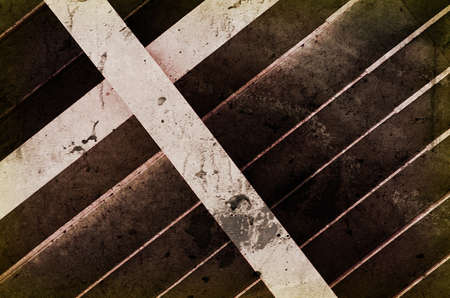 grunge cross: Grunge Croce Archivio Fotografico