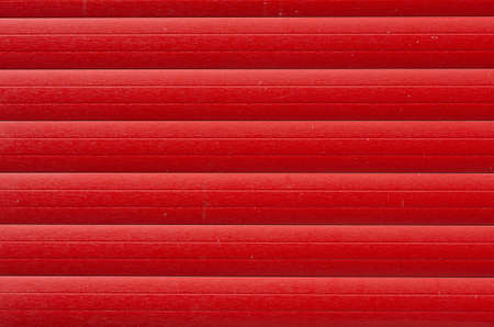 Red Shutters Stock Photo - 13835295