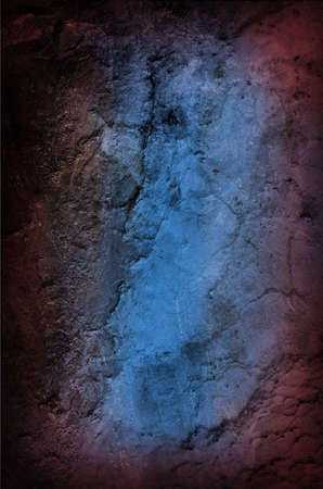 Grungy Background Red and Blue