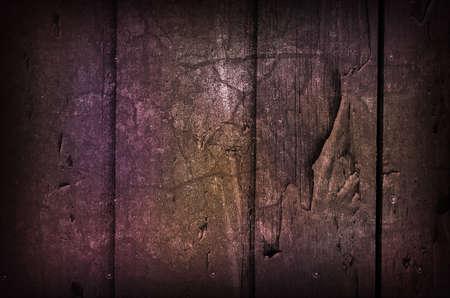 Stylish Damged old Wood Grunge Background. Stock Photo