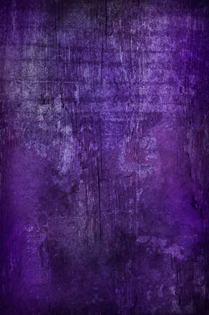Dark Purple Grunge Background with nice texturte photo