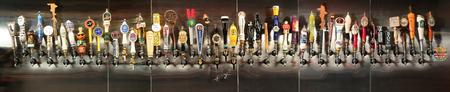 variety brand beer dispenser