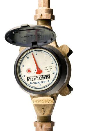 kubieke meter watermeter