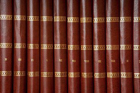Volumes of books