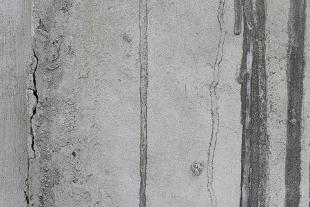 old concrete wall detail.