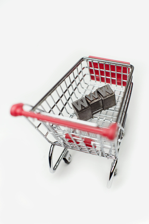 Internet Shopping Concept Imagens - 107443195