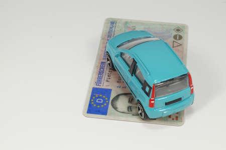 Permis de conduire Banque d'images - 42208478