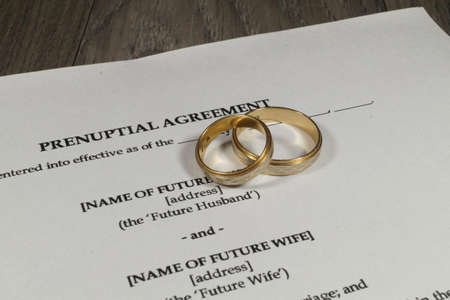 Prenuptial Agreement Form