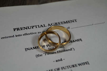 Prenuptial Agreement Form