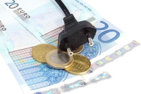 electricity prices: Energy costs money