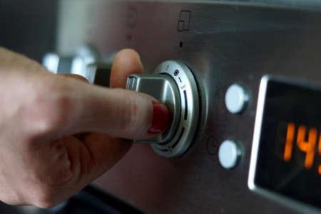 electric stove Reklamní fotografie