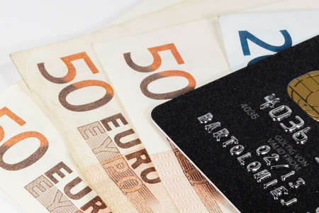 indebtedness: Credit card and money