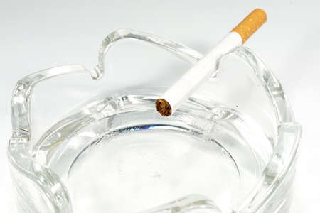 dependencies: A cigarette in the ashtray