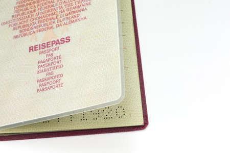 naturalization: Passport Germany